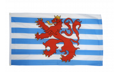 Drapeau Luxembourg Lion