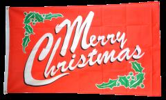 Drapeau Merry Christmas