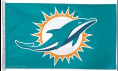 Drapeau NFL Miami Dolphins - 90 x 150 cm