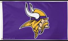 Drapeau NFL Minnesota Vikings - 90 x 150 cm