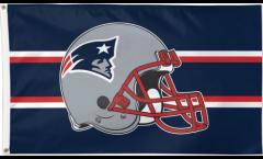 Drapeau NFL New England Patriots Casque - 90 x 150 cm