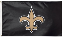 Drapeau NFL New Orleans Saints - 90 x 150 cm