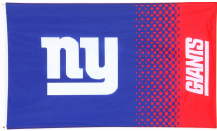 Drapeau NFL New York Giants Fan - 90 x 150 cm