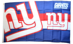 Drapeau NFL New York Giants Logo - 90 x 150 cm