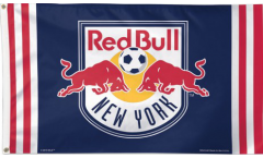 Drapeau MLS New York Red Bull - 90 x 150 cm