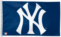 Drapeau MLB New York Yankees Logo - 90 x 150 cm