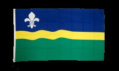 Drapeau Pays-Bas Flevoland