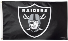 Drapeau NFL Oakland Raiders - 90 x 150 cm