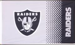 Drapeau NFL Oakland Raiders Fan - 90 x 150 cm