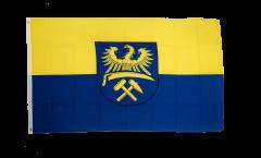 Drapeau Haute-Silésie - 90 x 150 cm