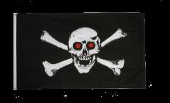 Drapeau Pirate fâché