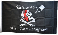 Drapeau Pirate Rhum