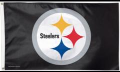 Drapeau NFL Pittsburgh Steelers - 90 x 150 cm