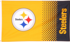 Drapeau NFL Pittsburgh Steelers Fan - 90 x 150 cm