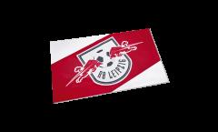 Drapeau RB Leipzig rouge