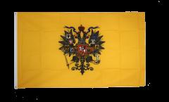 Drapeau Russie WWI Tsar Nicolas II