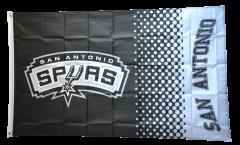Drapeau NBA San Antonio Spurs - 90 x 150 cm