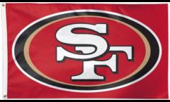 Drapeau NFL San Francisco 49ers - 90 x 150 cm