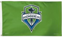Drapeau Seattle Sounders