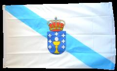 Drapeau Espagne Galice