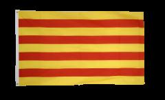 Drapeau Espagne Catalogne