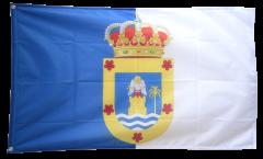 Drapeau Espagne La Palma