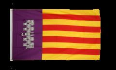 Drapeau Espagne Majorque
