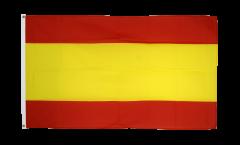 Drapeau Espagne sans Blason