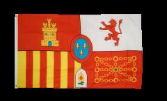 Drapeau Espagne Royal