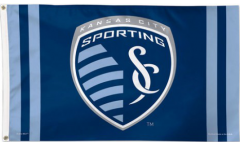 Drapeau MLS Sporting Kansas City - 90 x 150 cm