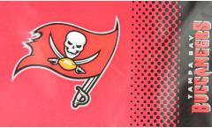 Drapeau NFL Tampa Bay Buccaneers Fan - 90 x 150 cm