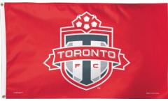Drapeau MLS Toronto FC - 90 x 150 cm