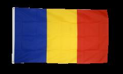 Drapeau Tchad