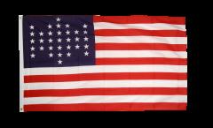 Drapeau USA Etats-Unis 33 Etoiles - 90 x 150 cm