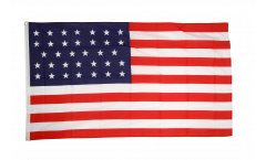 Drapeau USA Etats-Unis 34 Etoiles - 90 x 150 cm