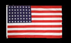 Drapeau USA Etats-Unis 48 Etoiles - 90 x 150 cm