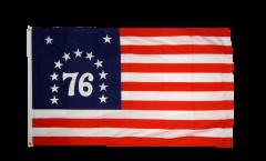 Drapeau USA Etats-Unis Bennington 76 - 90 x 150 cm