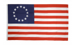Drapeau USA Etats-Unis Betsy Ross 1777-1795