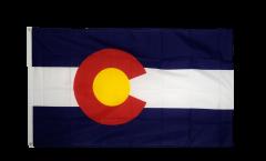 Drapeau USA US Colorado