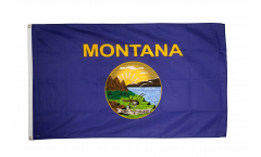 Drapeau USA US Montana