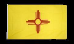 Drapeau USA US New Mexico