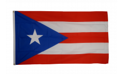 Drapeau USA US Puerto Rico