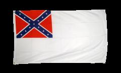 Drapeau confédéré USA Sudiste 2nd Confederate - 90 x 150 cm