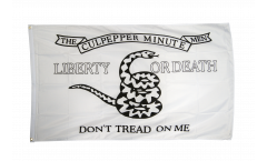 Drapeau USA Etats-Unis The Culpeper Minute Men - 90 x 150 cm
