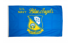 Drapeau USA Etats-Unis US Navy Blue Angels