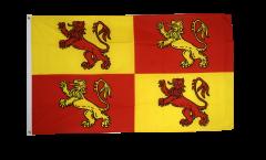 Drapeau Owain Glyndwr Pays de Galles Royal