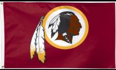 Drapeau NFL Washington Redskins - 90 x 150 cm