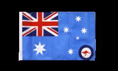 Drapeau Australie Royal Australian Air Force avec ourlet