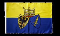 Drapeau Allemagne Essen avec ourlet