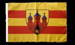 Drapeau Allemagne Oldenburg avec ourlet